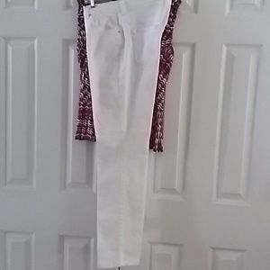 White Traditional Jeans